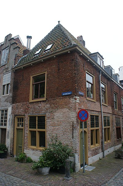 File:Leiden - Nieuwstraat 19A en 19B.JPG