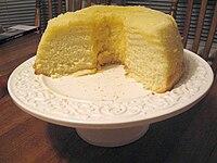 92a89b4e8d1b Chiffon cake - Wikipedia