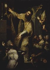 Triumph of St Norbert