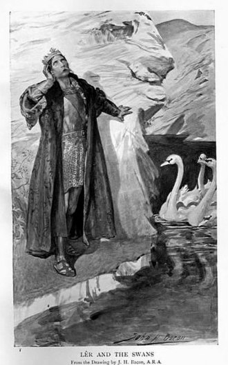Therianthropy - In the Irish Mythological Cycle, the Children of Lir could transform into swans.