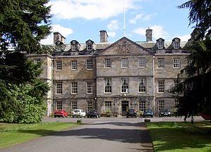 Leslie, Fife - Leslie House