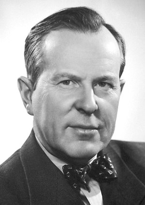 Lester B. Pearson - Pearson in 1957