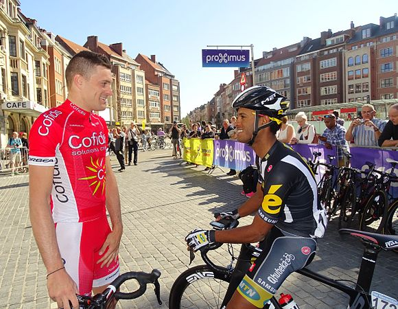 Leuven - Brabantse Pijl, 15 april 2015, vertrek (B090).JPG