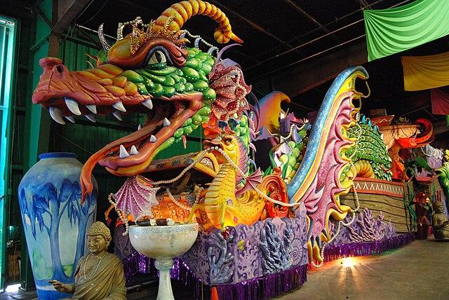 File leviathan float orpheus mardi wikimedia commons - Free mardi gras pics ...
