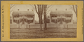 """Lexington. (Old house opposite the Common, """"Press Headquarters.""""), from Robert N. Dennis collection of stereoscopic views.png"""