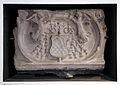 Liège, Grand Curtius. Pierre aux armes d'Érard de la Marck (Palais des Princes-Évêques, 16e siècle).JPG