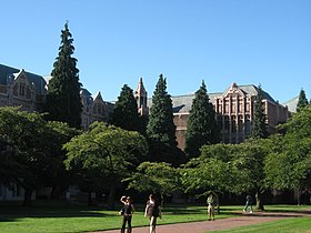 Liberal Arts Quadrangle, University of Washington, Seattle, Washington.jpg