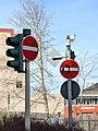 Lichtsignalanlagen an der Poststraße Hof 20200315 144320.jpg