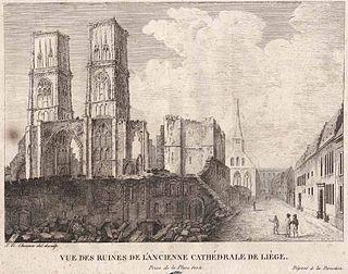 Liège Revolution conflict