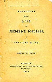 frederick life and times of frederick douglass essay Watch video  visit biographycom to learn more about the life and times of frederick douglass, the famed 19th-century abolitionist leader and us gov't official whose writings continue to be read widely today.