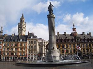 Lille Travel guide at Wikivoyage