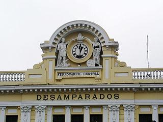 Ferrocarril Central Andino