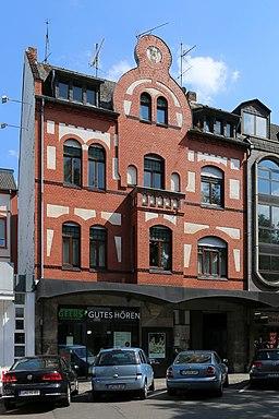 Hospitalstraße in Limburg an der Lahn