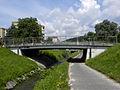 Linz-StMagdalena - Brücken über den Haselbach.jpg