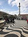 Lisbon. Praça do Rossio. (41222074504).jpg