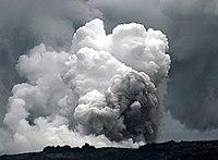 Littoral explosion at Waikupanaha 1.jpg