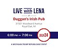 Live with Lena at Duggan's Irish Pub 20117027 674726489383190 8268362787969541071 o.jpg