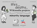 Lives and deaths of Wikimedia projects in a minority language.pdf