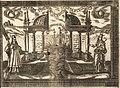 Llanto del occidente en el ocaso del mas claro sol de las Españas - funebres demostraciones, que hizo, pyra real, que erigio en las exequias del rey N. Señor D. Felipe IIII. el Grande (1666) (14789422573).jpg