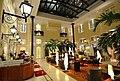Lobby Hotel Polonia Warszawa.JPG