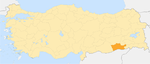 Locator map-Mardin Province.png
