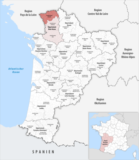 Arrondissement of Bressuire Arrondissement in Nouvelle-Aquitaine, France