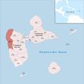 Locator map of Kanton Sainte-Rose-1 2018.png