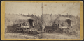Locomotive on the road, near Port Jervis, by E. & H.T. Anthony (Firm).png
