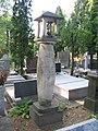 Lodz grob Michal Zarzycki.jpg