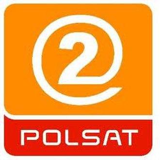 Telewizja Polsat - Image: Logo Polsat 2