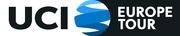 Description de l'image Logo UCI EUROPE TOUR - 2016.png.