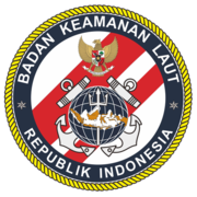 Logo of the Maritime Security Agency of the Republic of Indonesia.png
