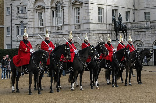 London (UK), Horse Guards -- 2010 -- 1921