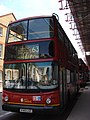London Bus route 63.jpg