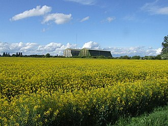Eastcotts - The Cardington Hangars