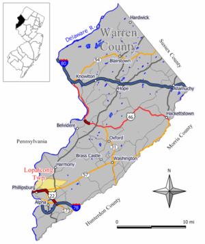 Lopatcong Township, New Jersey - Image: Lopatcong twp nj