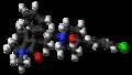 Loperamide 3D ball.png