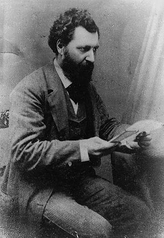 Louis Riel - Louis Riel circa 1875