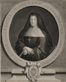Louise Adélaïde d'Orléans as Abbess of Chelles after Gobert.png