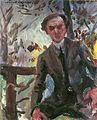 Lovis Corinth Porträt des Malers Leo Michelson 1922.jpg