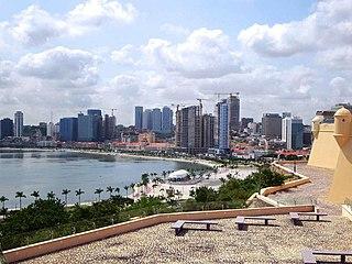 Luanda Capital of Angola