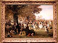 Ludwig knaus, danza sotto il tiglio (festival in westphalis), 1881.jpg