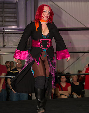 LuFisto - LuFisto at an event in Etobicoke in September 2014
