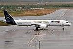 Lufthansa (Fanhansa Mannschaftsflieger livery), D-AISQ, Airbus A321-231 (42435291094).jpg