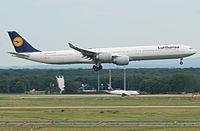 D-AIHD - A340 - Lufthansa