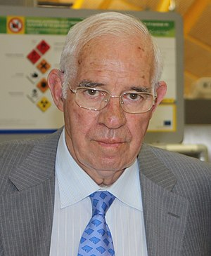 Luis Aragonés - Aragonés in July 2008