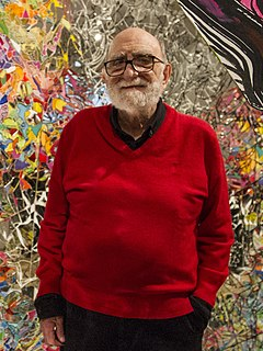 Argentine artist, writer, intellectual and teacher
