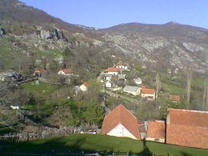 June 1941 uprising in eastern Herzegovina - The capture of the gendarmerie post in Gornji Lukavac was one of the first actions of the uprising.