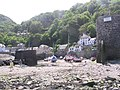 Lynmouth from the Beach, May 2011 - panoramio.jpg
