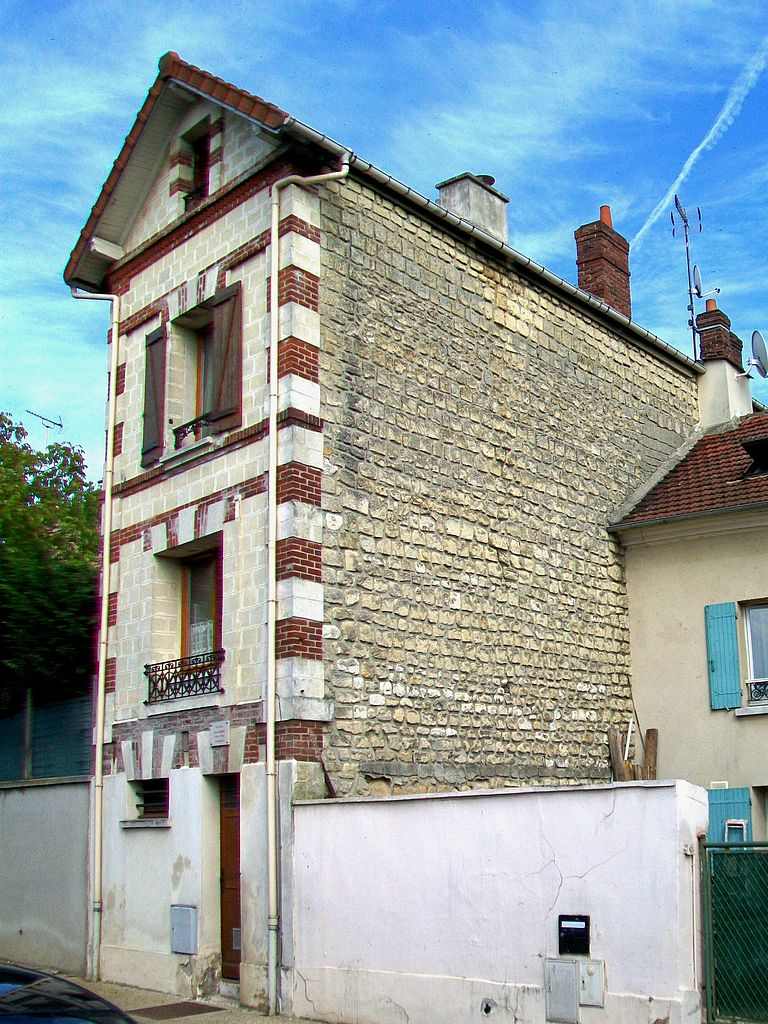 dateimeriel 95 maison de jean gabin grande rue 2 With electricite a la maison 19 jean gabin wikipedia